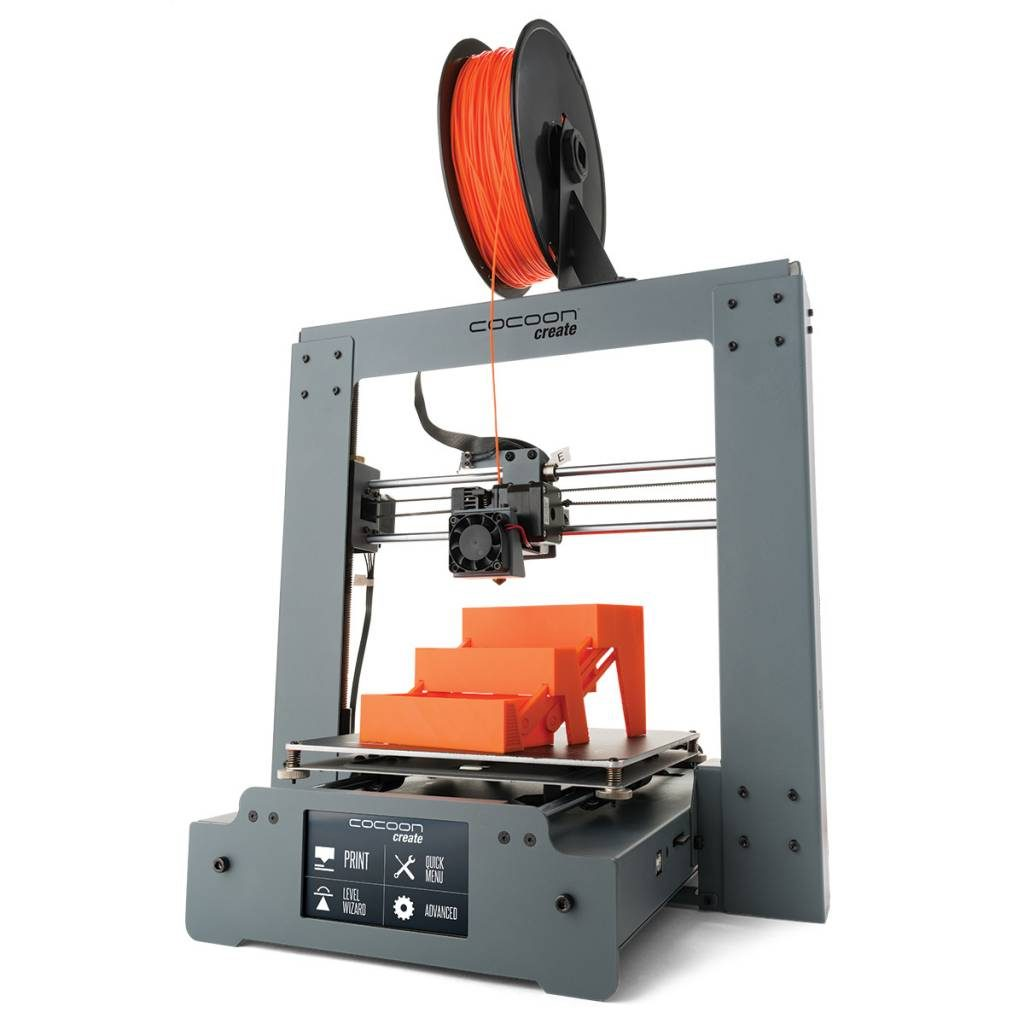 Cocoon Create 3D Printer Touch Hero