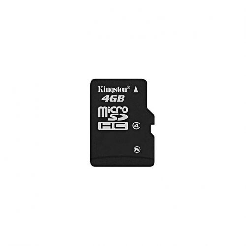 Kingston 4GB MicroSD HC Card