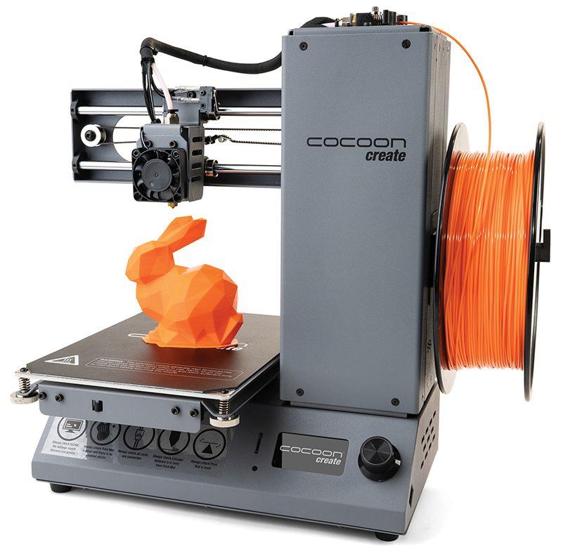 Cocoon Model Maker 3D Printer (Certified Refurbished