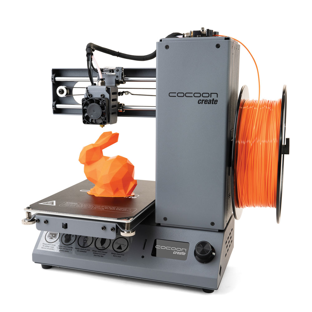 Cocoon Model Maker 3D Printer Hero