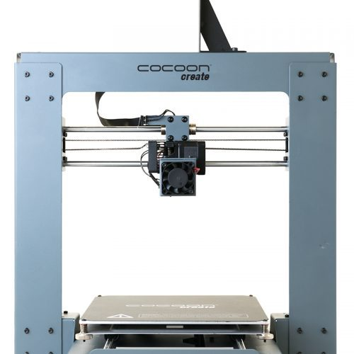 Cocoon 3D Printer Touch Front View