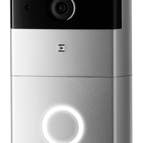Cocoon Smart WiFi Doorbell Hero Silver