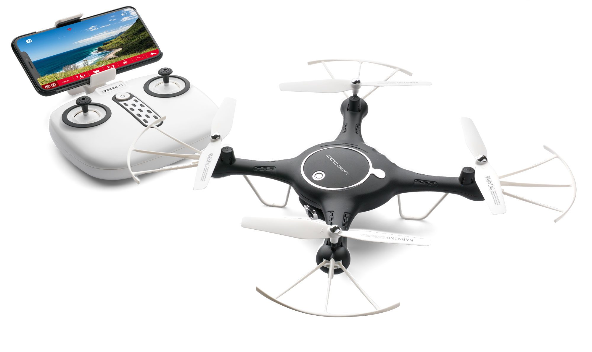 FPV HD Camera Drone - Cocoon Products