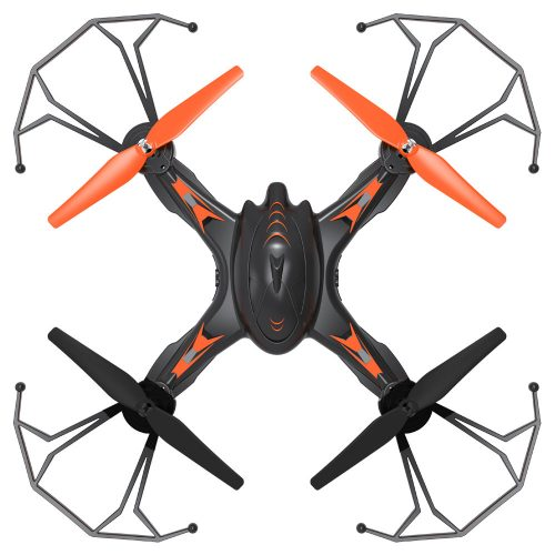 Cocoon Skyview Drone Top Shot